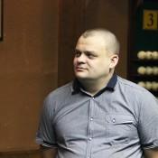 Денисов Александр, открытый Кубок Кузбасса по бильярду среди инвалидов по слуху 8 февраля 2013 года