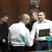 открытый Кубок Кузбасса по бильярду среди инвалидов по слуху 8 февраля 2013 года
