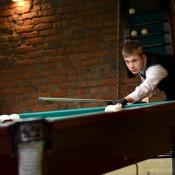 первенство г. Новосибирска по бильярдному спорту, 5 октября 2013