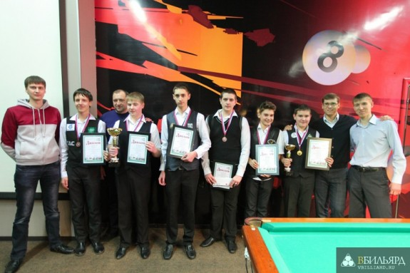 [09-10.02.2014] Юношеское первенство СФО в Барнауле