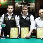 8 февраля 2013 в Кемерово прошел открытый Кубок Кузбасса по бильярду среди инвалидов по слуху