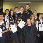Новосибирские ребята завоевали золото и бронзу на первенстве Сибири!