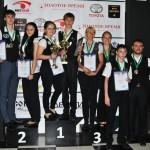 Михаил Корчинов и Дарья Михайлова – первые на чемпионате СФО в Иркутске
