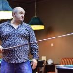 Базарбек Бекболот побеждает на 4 этапе I тура летнего сезона чемпионата СБС 2014