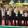 Призеры и победители чемпионата СФО в Новосибирске, 8 сентября 2013