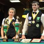 Андрей Фрейзе и Яна Крикун – победители чемпионата СФО в Новосибирске