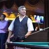 Юрий Синих - абсолютный чемпион Новосибской области по бильярдному спорту в категории мужчин старше 40 лет