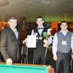 Фрейзе – первый, Тузов – второй на отборочном этапе «Старт-Динамика» в Кемерово