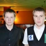 Виктор Локтев и Анастасия Крамская – абсолютные чемпионы Кемеровской области 2013