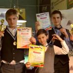 Итоги юношеского первенства НСО по бильярдному спорту