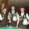 Победитель и призеры, чемпионат Кемеровской области по бильярдному спорту, 4 мая 2014, фото - фбскемо.рф