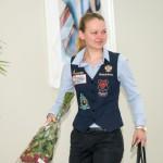 Диана Миронова снова лучшая на чемпионате России по «динамике»