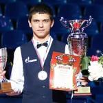 Владислав Осьминин побеждает на Кубке мэра Москвы 2014