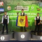 Сергей Крыжановский – чемпион Европы 2014