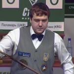 А. Паламарь – К. Сагынбаев. Видео ЧМ 2009, 1/2 финала
