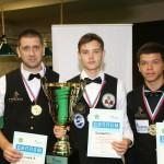 Мужской командный Кубок России 2014  у ростовчан