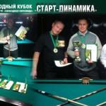 Итоги отборочного этапа Кубка «Старт-Динамика» в Чите