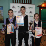 Итоги юношеского первенства НСО 2015 по бильярдному спорту