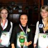 Итоги чемпионата Кемеровской области 2015 по динамичной пирамиде среди женщин