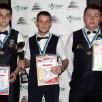 Владислав Кузнецов – первый на Кубке ФБС НСО 2015 по «Русской пирамиде»