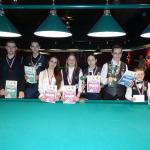 Молодежная сборная НСО – триумфаторы Первенства Сибири в Томске