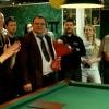 В Новосибирске открылся бильярдный зал для людей с нарушениями слуха