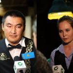 Даурен Урынбаев и Юлия Трубникова – победители первого Кубка мэра  Новосибирска