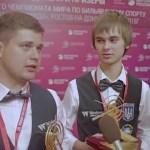 Видеорепортаж о финальном дне командного ЧМ 2015