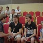 День до финала глазами ЛЛБ на командном ЧМ 2015