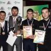 Призеры чемпионата НСО 2015 по свободной пирамиде