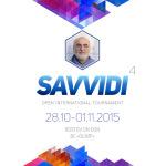 4-й международный турнир на приз И.И. Саввиди. Страница турнира