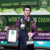 Владислав Осьминин – чемпион мира 2015!