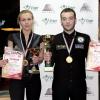 Победители чемпионата НСО по бильярдному спорту 2016, 25 января