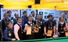 Видеоотчет с I Сибирского фестиваля интеллектуальных игр