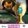 Анонс Кубка мэра Новосибирска по бильярдному спорту 2016