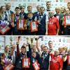 Михаил Царёв и Анастасия Зырянова побеждают на II кубке мэра Новосибирска по бильярду