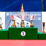 Миронова, Белозеров, Казакис побеждают на «Кубке Кремля» 2016