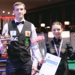 Андрей Фрейзе и Татьяна Максимова – чемпионы России 2017 по «динамике»