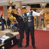 Михаил Царёв и Дарья Михайлова обладатели кубка мэра Иркутска