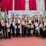 Кубок мэра Новосибирска 2017 у Владимира Акимова и Юлии Трубниковой!