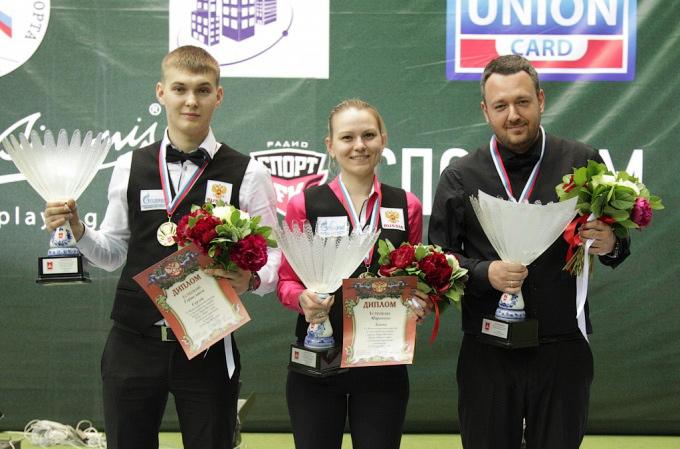 Победителями соревнований стали Диана Миронова, Энтони Брабин и Сергей Горыславец.