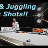 Venom Trickshots: трюки в паре с жонглером