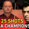 Подборка 25 лучших ударов с China Championship Snooker 2017