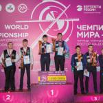 Итоги командного чемпионата мира по пирамиде 2017