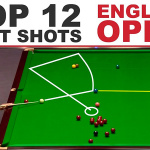 Топ 12 красивых шаров с English Open 2017